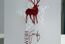 Papierkram Weihnachten, Advent & Winter