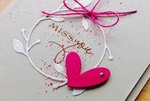 Papierkram Liebe & Valentinstag