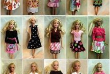 All things for Barbie / Tips & Sewing patterns for dolls