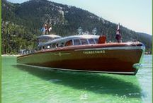 Tahoe's Wooden Boats