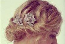Wedding Hair Up Do's
