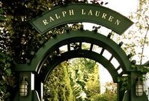 Great Gates } Design / Great garden, front of house and property entrance gates