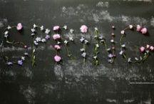 Spring } get inspired / Springtime