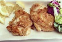Secondi piatti magri / Una serie di ricette di carne e pese facili da preparare ma soprattutto, genuini!