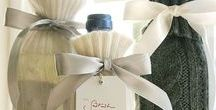 Gift wrapping / Original gift wrapping ideas. Get inspired for Christmas, birthdays, or any occasion!...