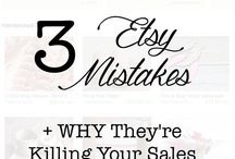Etsy tips & tricks