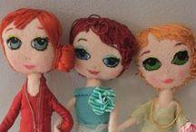 Dolls / Love little souls!