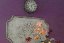 Decorator Makarovskaya / my  decorating work