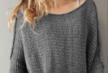 My favourite knits