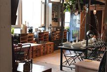 Combitex / Combitex & Even Anders  Een eind rijden! Maar dan heb je ook wat! Vintage, gezelligheid, maatwerk. Alles onder één dak.
