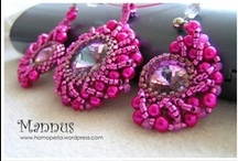 Mannus's beaded jewelry / I share some of my perle creations with you for fun.
