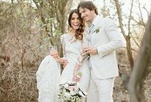 Neutral Colored Weddings / Neutral is very elegant and adds a soft touch to the wedding