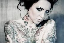 Tattoo's / by Vickie Szymanski