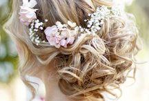 Fancy hair styles!
