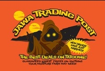 JAWA~The Awesome / by Mirror Scudder