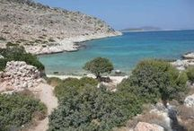 Greece Scrapbook / Our scrapbook board for Greece #Greece #holidays #vacations
