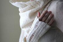 Crocheting and Knitting_Virkkausta ja kudontaa / I'll start again my long lost hobby / by Taru