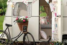 Caravan interior ideas