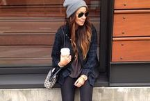 Winter Style / things I'm going to wear in Winter
