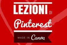 Pinterest / All about #Pinterest / Tutto ciò che riguarda Pinterest
