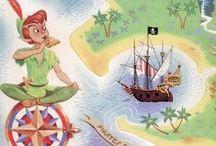Everything Peter Pan / Obvious / by Charles Rosenburg