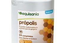Equisania / Complementos alimenticios con la garantía de laboratorios Uriach