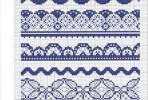 X-Stitch Borders