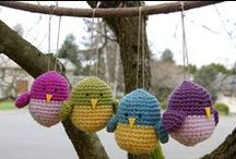 crochet for easter / häkeln für Ostern