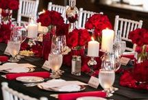 Wedding Theme: Valentine's Day / February is a beautiful time of the year to get married! Here are some fun and creative #Valentine's Day #Wedding ideas!  www.WarrenJewelers.net