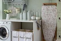 Laundry Room / Wäscheraum
