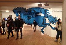 Fondation edf / Exposition art contemporain