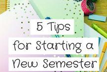 Tipps für das Studium