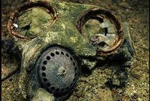 = Rust in Peace = / Abandoned & Lost