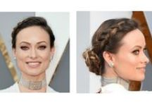 Oscars 2016 hair and accessories