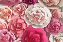 Paperflower Decoration DIY