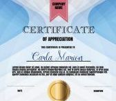 Tonomatograph Templates: Diploma & Certificates / Start to customize these Tonomatograph layouts !