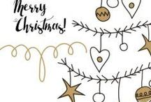 Tonomatograph Templates: Christmas Cards