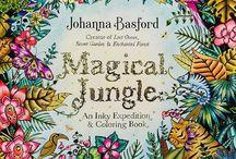 Johanna Basford Magical Jungle