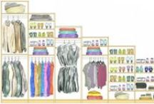CCDS - Cabinetry Designs / CCDS Image Design System images, which help interior designers present closet and cabinetry designs to potential clients.