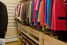CCDS - Ideas for Closets / You can design something similar yourself with the CCDS on-line Free-to-use Closet Image Design System!