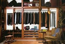 CCDS - A Gentleman's Closet / Why should a Wonderful, Organized, Aesthetically pleasing Closet be the sole preserve of the Ladies ... we Guys should  have one too!