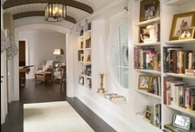 CCDS - Great Storage Spaces / Excellent Storage ideas ... Wonderful use of space... Great to look at too!
