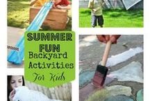 Summertime Fun / Activities and fun ideas for the entire family.