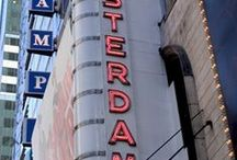 Broadway Show Theatres