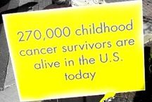 Stats and Facts / Stats and facts on the fight against pediatric cancer.