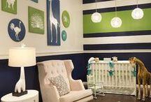 Kids Rooms + Decorations!