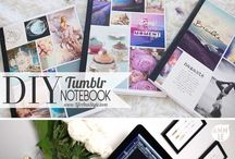 - ✩DIYs✩ - /  pinterest is practically made for DIYs that you'll end up never doing - follow for ideas that you'll actually want to create ✩✩✩✩✩ / by ☾ hannah oh ☼