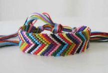 •• Friendship bracelets ••