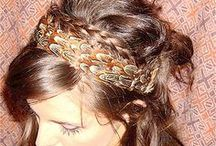 Headbands / handmade with tutorial or ....