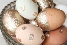 •• Easter Eggs ••